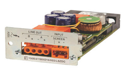 Amplifier Monitoring and Line Surveillance Interface Card