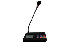 IP Network & Intercom remote paging microphone – PM8